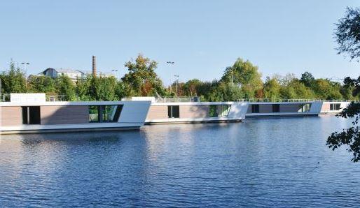 Hausboot Praxis Hamburg
